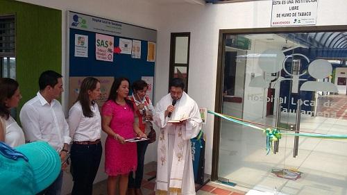Con aportes de Parex y otras operadoras reinauguran instalaciones de Hospital de Tauramena