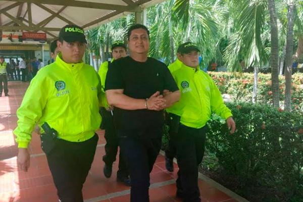 John Jairo Torres, alcalde de Yopal, vuelve a la cárcel