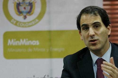 Ministro de Minas inspecciona ampliación de la subestación Yopal de Enerca