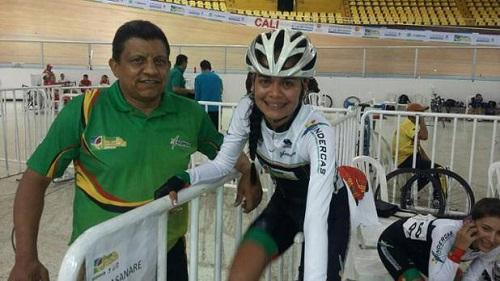 Casanareña gana medalla de oro en ciclismo