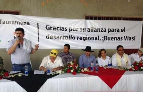 Vía Central de Casanare será una realidad