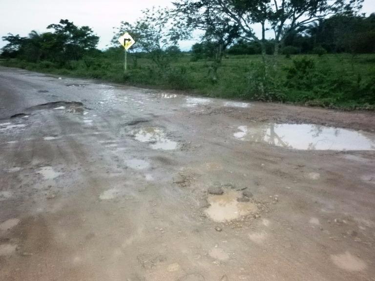 Arranca nueva vía Aguazul – Maní