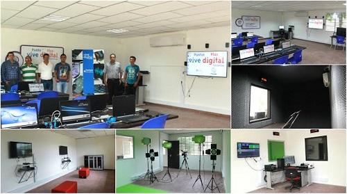 Sabanalarga instauró un Punto Vive Digital Plus Fase 2