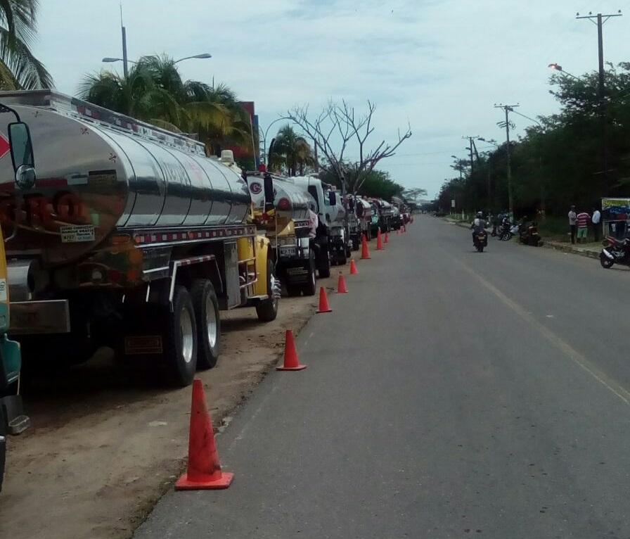 [AUDIO] Cierre de vías para transporte de carga en Casanare a partir de las 6 am de este martes julio 5