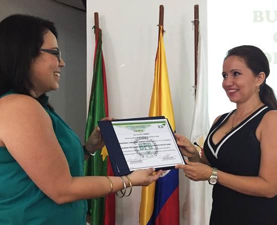 El SENA Casanare fue certificado por el ICA en buenas prácticas ganaderas.