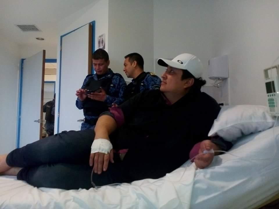 JJ Torres y sus privilegios con la directora del INPEC de Yopal