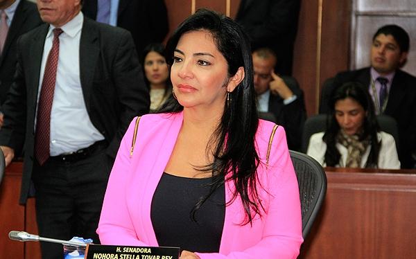 Senadora Nohora Tovar citó a Minvivienda y Findeter para resolver problemática de agua potable de Yopal.