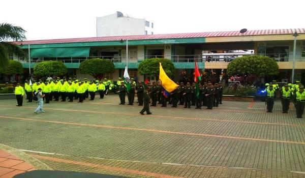 Policía inició plan Navidad Segura en Yopal