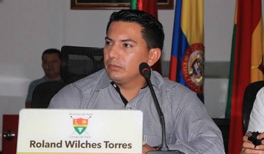Concejal Ronald Wilchez dentro de los más pobres: figura en nivel uno del Sisben