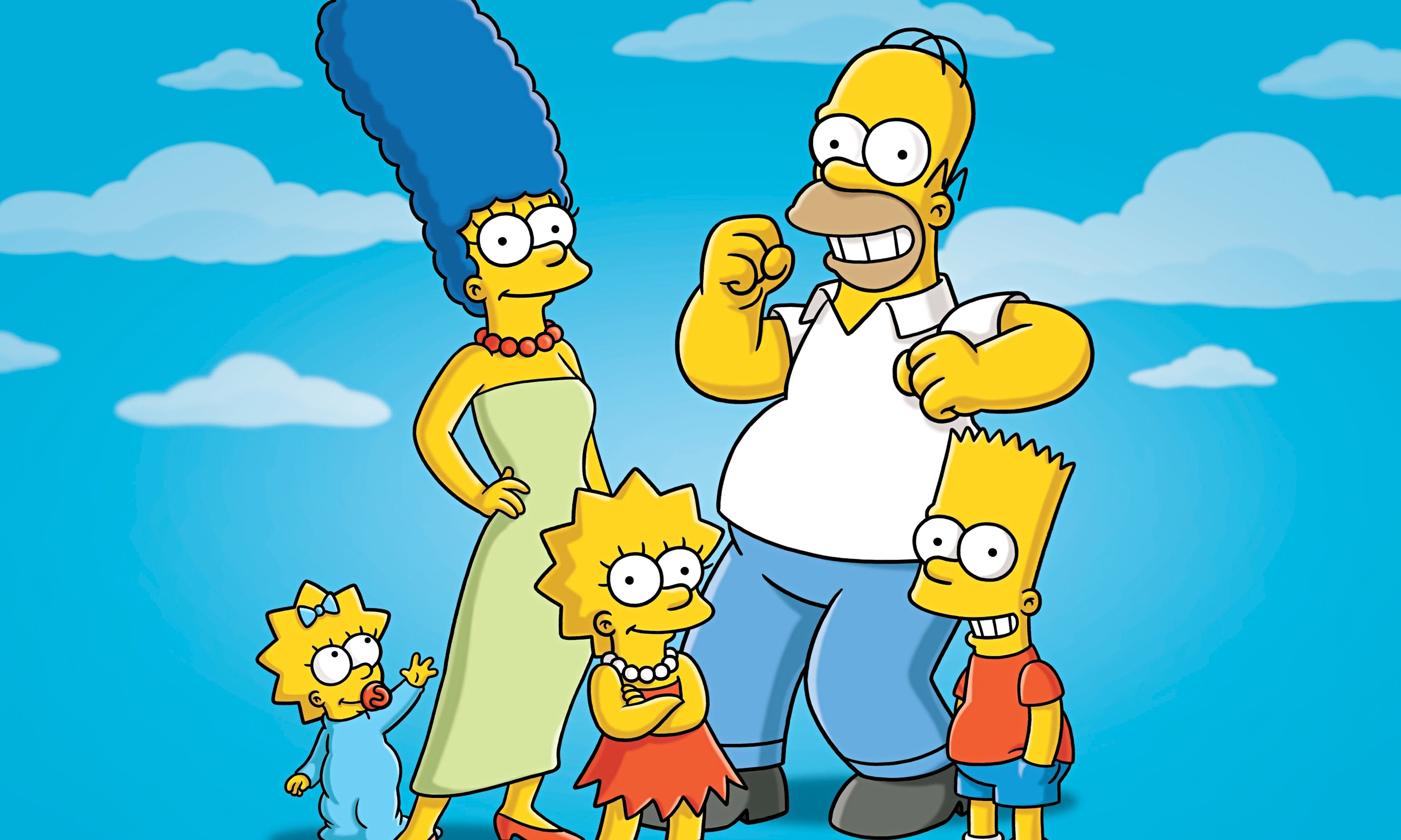 """#HoyEnLaHistoria. Se estrena """"Los Simpson"""""""