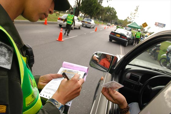 Cuatro accidentes de tránsito, dos lesionados y 75 comparendos se registraron en el plan retorno de fin de año.