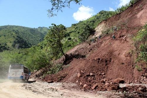 El martes inician mantenimiento de la vía El Morro – Labranzagrande