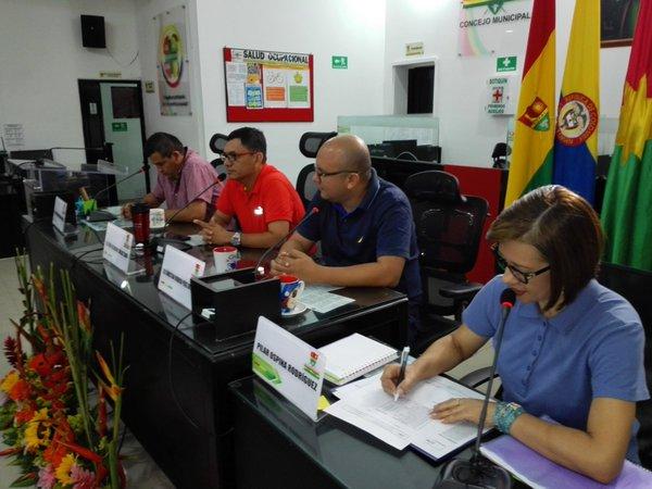Plenaria del Concejo de Yopal declara infundada la objeción al salario del Alcalde