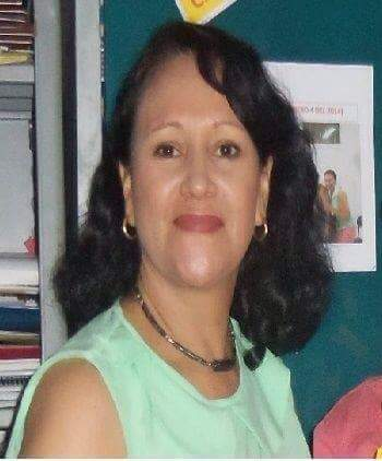 Falleció la docente Marta Yolima Zambrano.