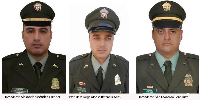 Repudio total en Casanare por atentado a policía nacional