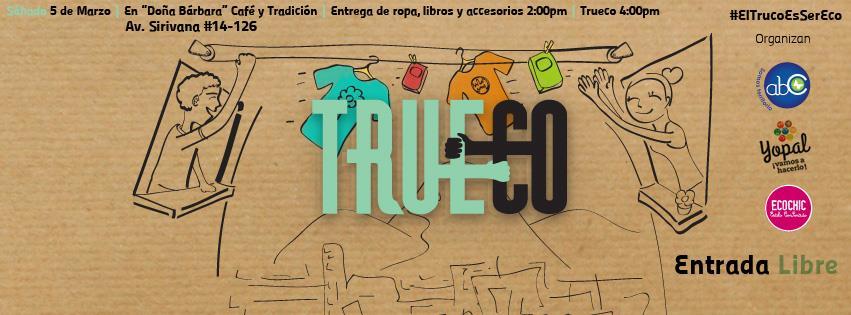 """Llega a Yopal """"El Trueco"""" Un reto para ser Eco."""