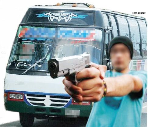 Asalto a pasajeros del bus Orocué – Yopal, a cinco minutos de Tilodirán