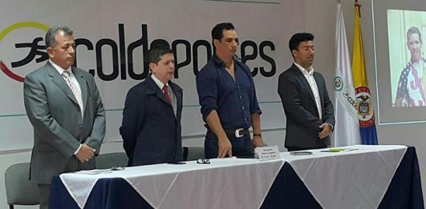 Meta y Casanare sustentaron su postulación para ser sede de los próximos Juegos Nacionales.