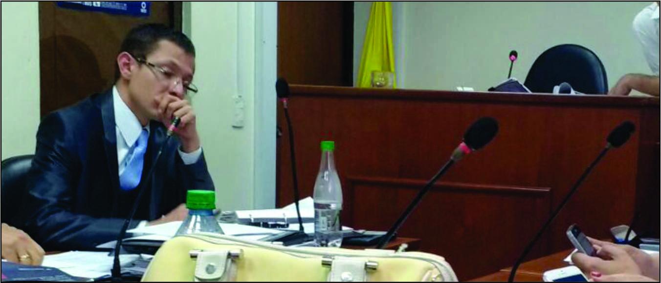 Abogado compromete a alcalde de Yopal en sobornos para obtener su libertad