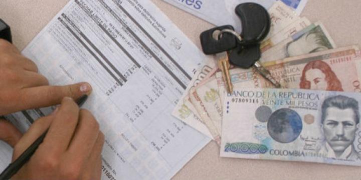 Morosos de impuesto vehicular, en junio vence rebaja de hasta el 40 % en la mora de intereses