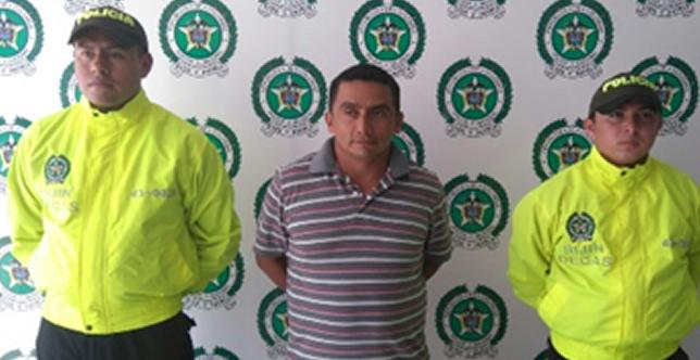 Capturados dos hombres en Casanare, uno solicitado por Interpol y otro por porte ilegal de armas.