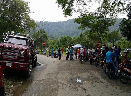 Transportadores locales bloquearían hoy ingreso a la Base de Equión en Yopal.