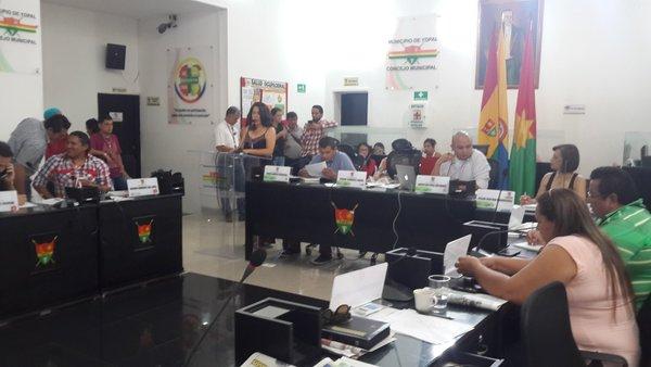 Comisión Accidental del Concejo analizará objeción del alcalde a acuerdo que fijó su incremento salarial