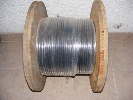 Recuperan 3 carretes de cable de cobre y un tráiler de $700 millones