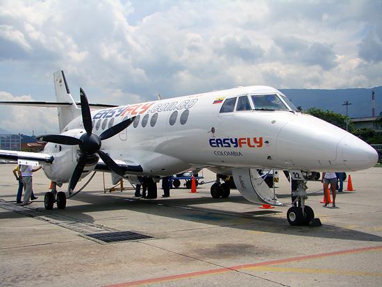 Easyfly incrementa en un 30% su oferta de sillas en la ruta Yopal – Bogotá
