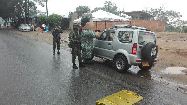 Ejército dispone de más de 1.500 soldados para seguridad en Semana Santa