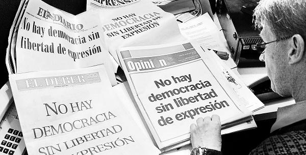 COMUNICADO A LA OPINIÓN PÚBLICA de los periodistas en ejercicio en el departamento de Casanare.