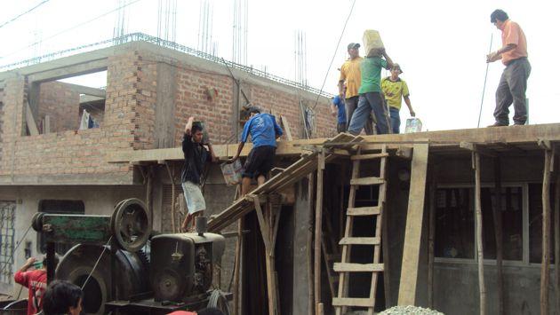 Autorizadas 250 licencias de construcción.