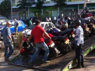 Prohibido uso de motos los fines de semana en horas nocturnas en Yopal