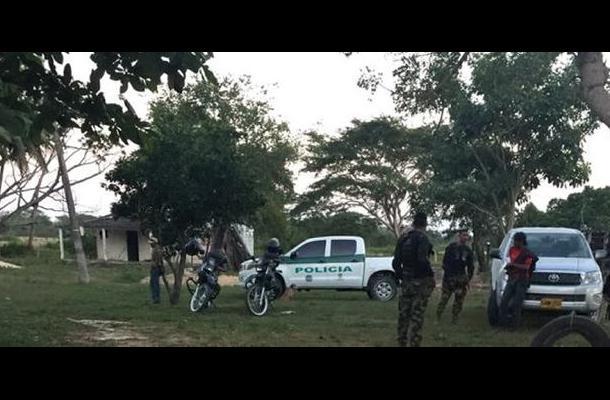 Hombres armados robaron una finca en Orocué, Casanare