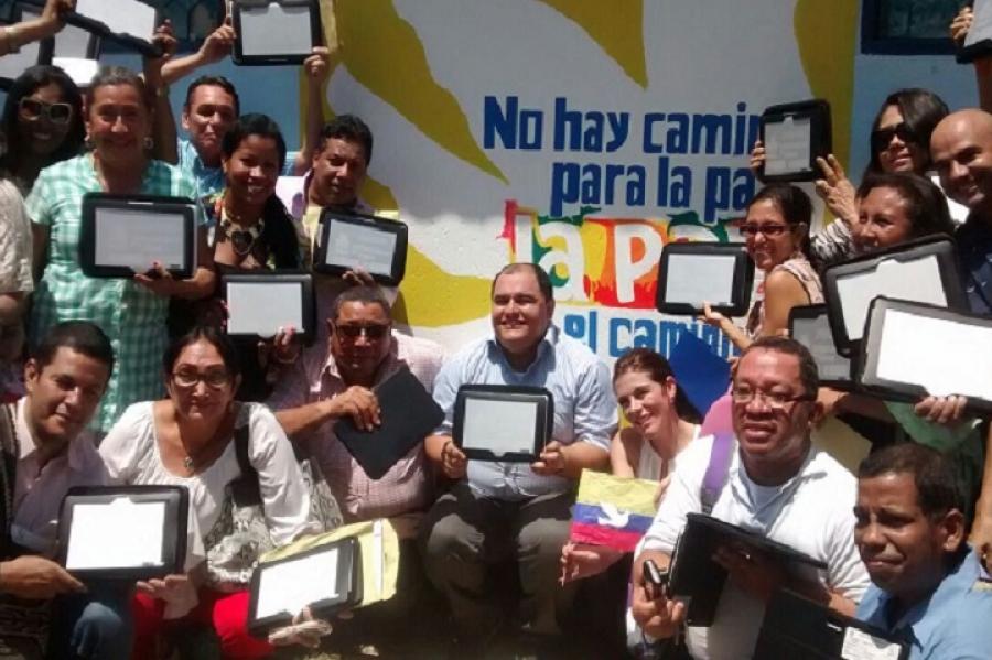 150 docentes de Casanare serán premiados con tabletas
