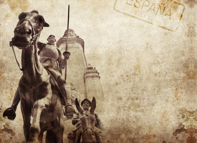 """#Violetaenlahistoria: Un día como hoy Fallece Miguel de Cervantes, autor del """"Don Quijote de la Mancha"""""""