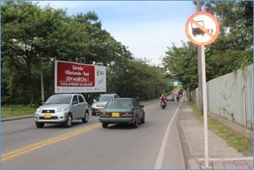 Hoy, cierres temporales durante la noche en la vía Villavicencio – Yopal