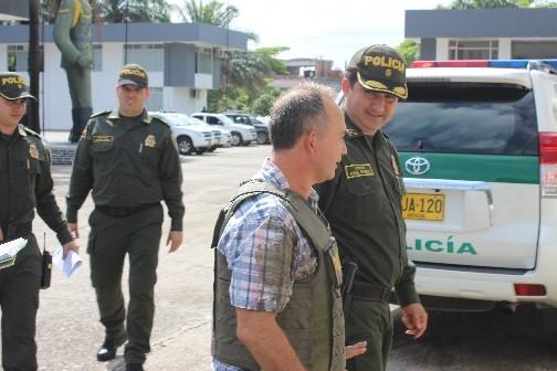 Policía rescató a empresario de Yopal