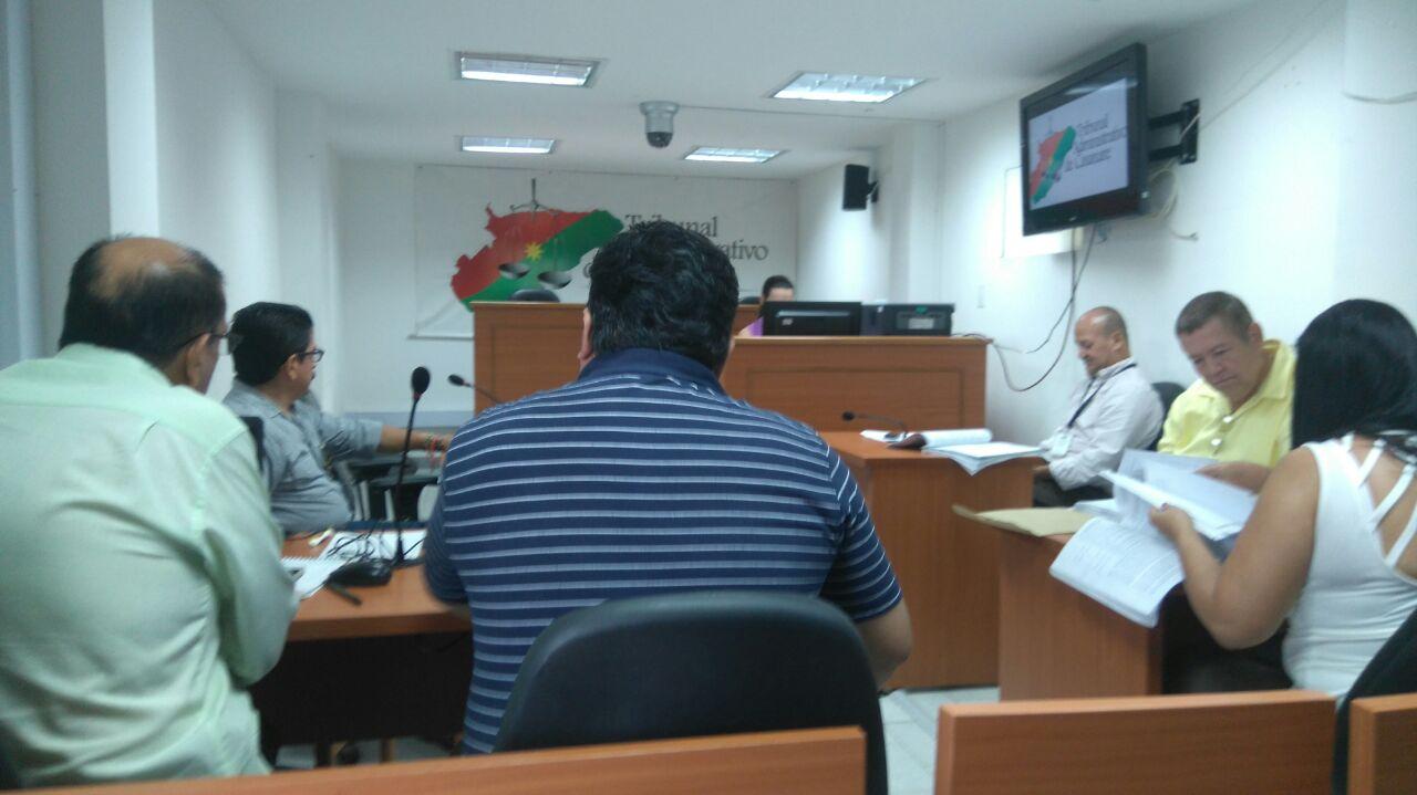 Exsecretario general aceptó errores en concurso de elección de contralor departamental