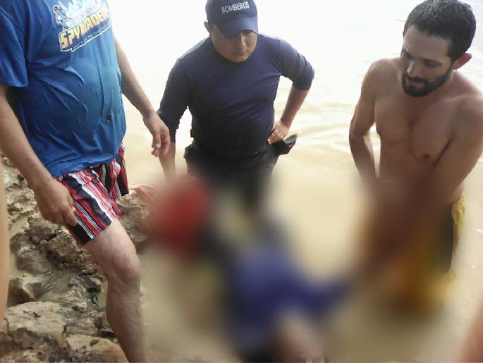 Menor de edad murío ahogado en Pore.