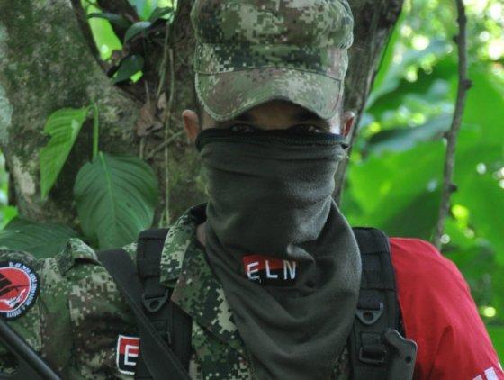 Aumentan a $400 millones recompensa por 'Coco', cabecilla del Eln