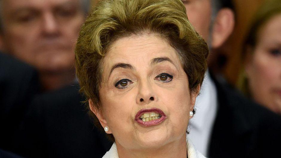 Dilma Rousseff: El juicio político contra mí es golpe