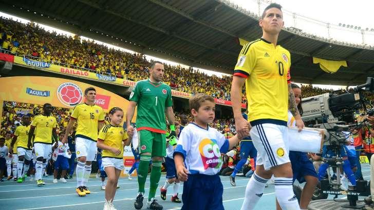 Se conoció lista preliminar de 35 convocados de la Selección Colombia para Rusia.