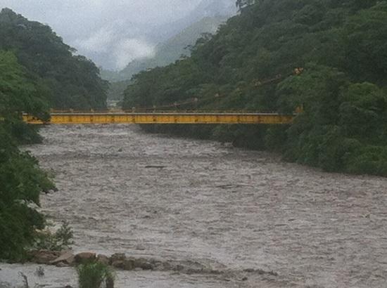 Meta, Casanare y Arauca, vulnerables por derrumbes en temporada de lluvias: IGAC