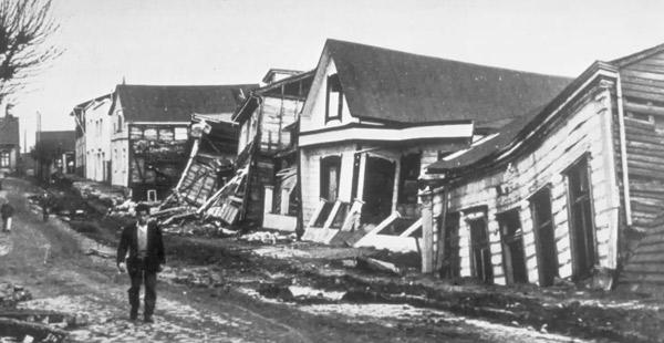 #Violetaenlahistoria: Un día como hoy chile sufrió el terremoto más poderoso jamás registrado