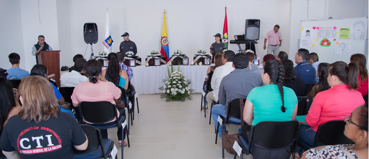 316 cuerpos de víctimas desaparecidas se han encontrado en Casanare