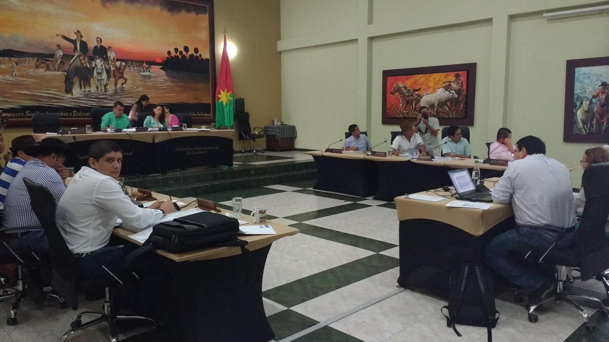 Diputados anuncian debates de control político y visitas a los municipios