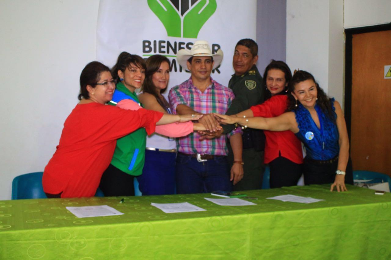 [AUDIO] Operadores de ICBF en Casanare firman Pacto por la Transparencia y Legalidad