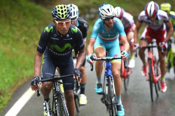 """Nairo Quintana: """"Tengo un equipo sólido para el Tour"""""""