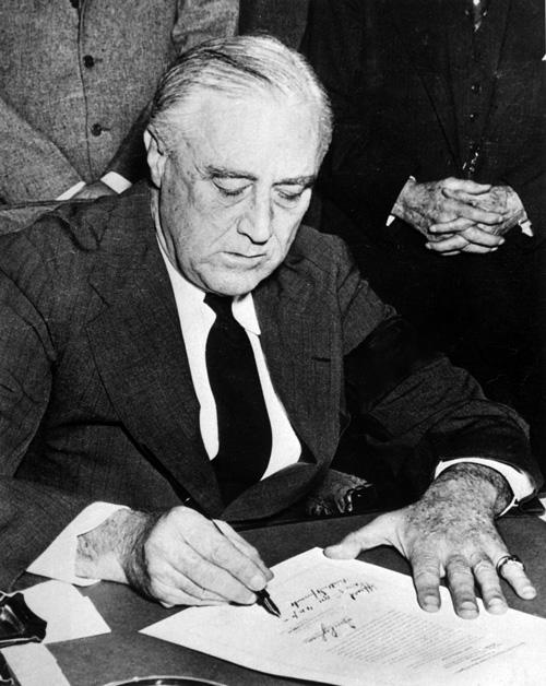 #Violetaenlahistoria: Un día como hoy EEUU bloqueó comercialmente a Japón